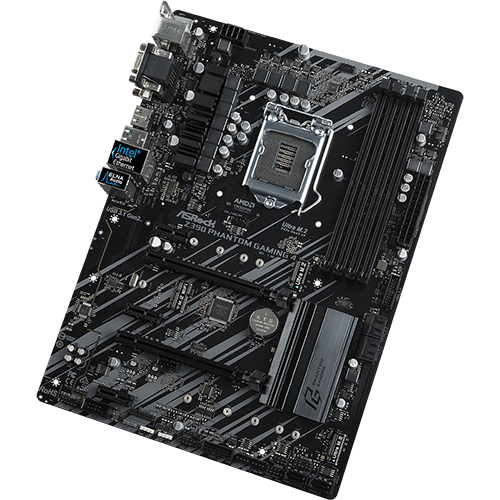 Z390 Phantom Gaming 4